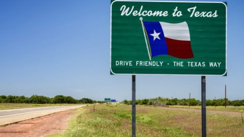 """The Lone Star State"" est devenu une destination convoitée entre New York et la Californie ..."
