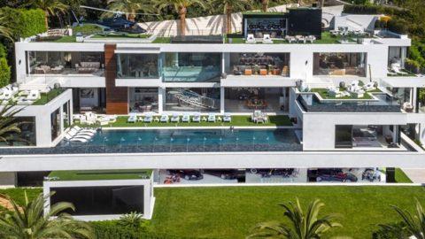 N'oubliez pas que nous avons publié .... Donc, il y a un accord! Le luxueux domaine de Bel Air a été vendu pour 94 millions de dollars ...