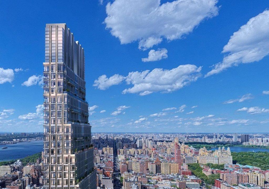 crazy! New York court ordered 20 floors of city skyscraper! SJ development company ...