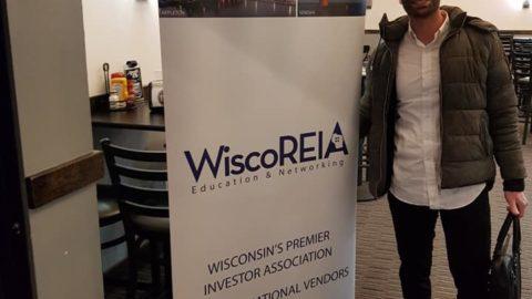 Kenosha REIA聚会-投资您的未来! 您到达投资领域了吗? 寻找一群...