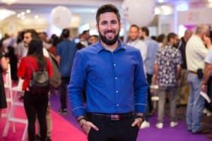 #今週の起業家#投稿1みなさん、こんにちは。特権を知ってくれてありがとう。ヤッファ出身のEliran Zohar、35歳です。