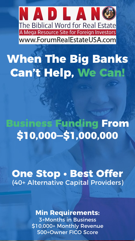 Business Funding - Nadlan - When The Big Banks Cant Help - We Can - Mobile SIze