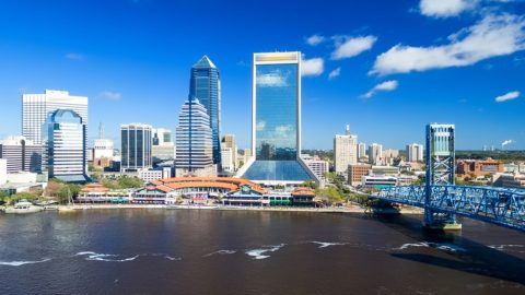 Starting to get back to normal? Jacksonville Florida has already opened the beaches