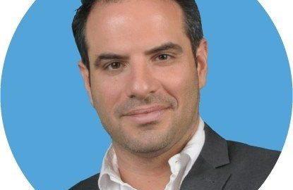 Holen Sie sich unseren Unternehmer der Woche - Ohad Arad, der immer ganz oben auf der Liste steht - zum mittleren Vorsitzenden gewählt ...