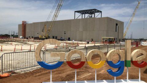 Google's massive $ 600M data center is taking shape in Ellis County as tech giant ups Texas presence