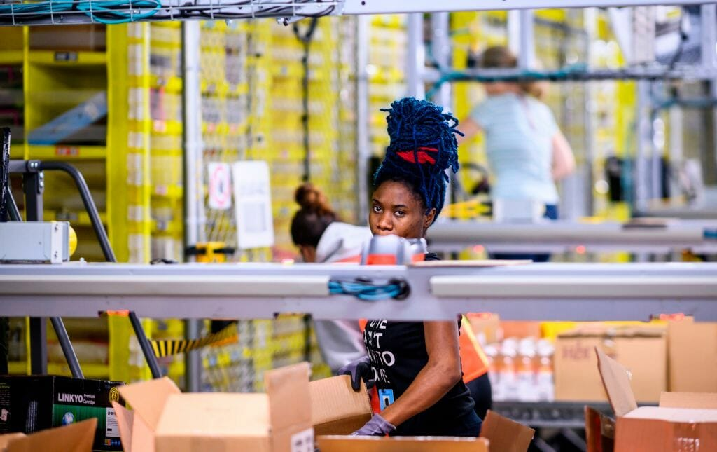 Amazon reveals over 19,000 workers got COVID-19