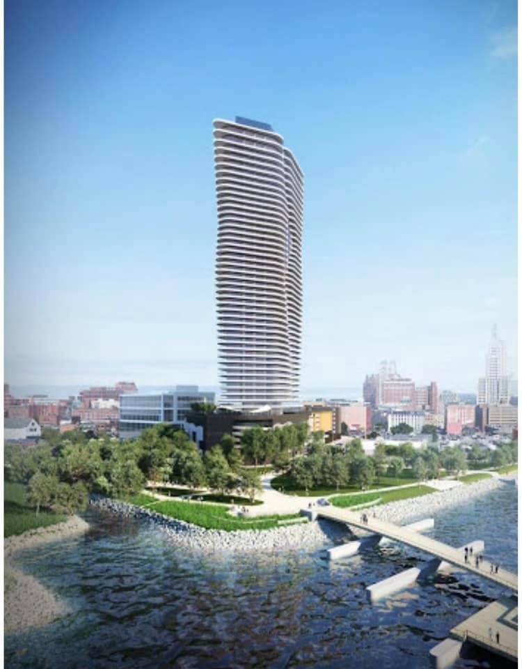 הלילה עוד שלב עבר בבנית פרויקט המגורים הגדול ביותר בחוף המזרחי (צפונית למנהטן)...